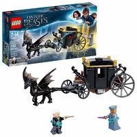 LEGO Fantastic Beasts: Grindelwald's Escape (75951)