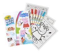 Crayola: Colour Wonder Colouring Set - Peppa Pig