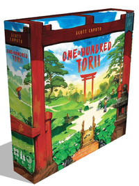 The One Hundred Torii - Board Game