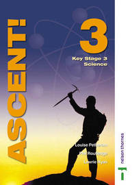Ascent!: Bk.3: Key Stage 3 by Lawrie Ryan image