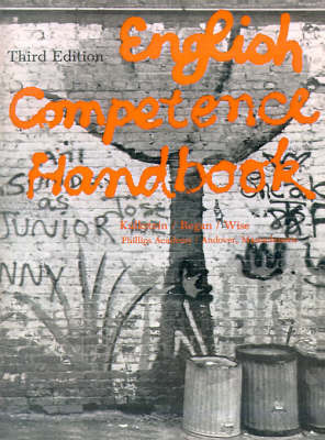 English Competence Handbook by Paul Kalkstein image