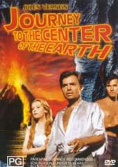 Journey To the Centre of the Earth (1959) on DVD