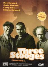 Three Stooges - Collection 2 (2 discs) on DVD