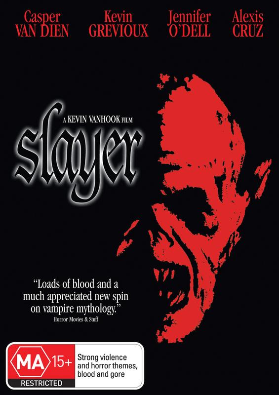 Slayer on DVD