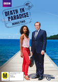 Death in Paradise - Series Two DVD