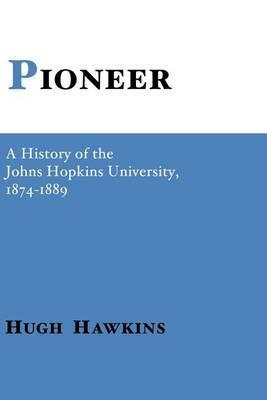 Pioneer by Hugh Hawkins image