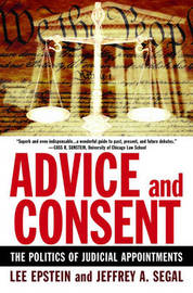 Advice and Consent by Lee Epstein
