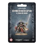 Warhammer 40,000 Deathwatch Watch Captain in Terminator Armour