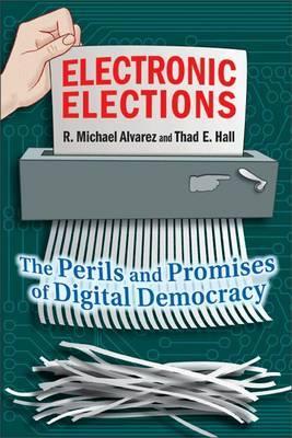 Electronic Elections by R.Michael Alvarez image