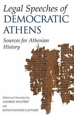 Legal Speeches of Democratic Athens