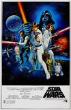 Retro Star Wars Wall Poster (27)