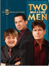Two and a Half Men - The Complete 6th Season (4 Disc Set) on DVD