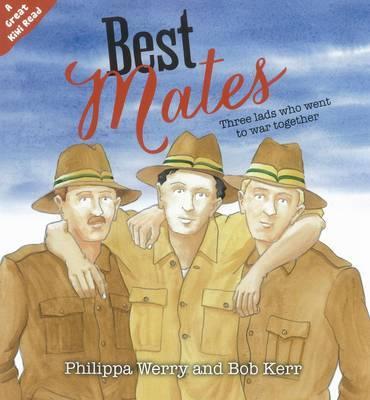 Best Mates by Philippa Werry