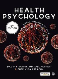 Health Psychology by David F. Marks