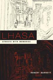 Lhasa by Robert Barnett image