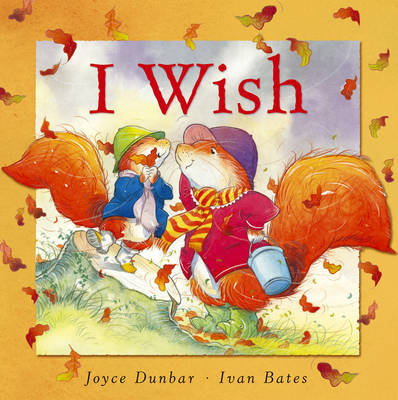I Wish by Joyce Dunbar image