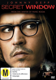 Secret Window on DVD