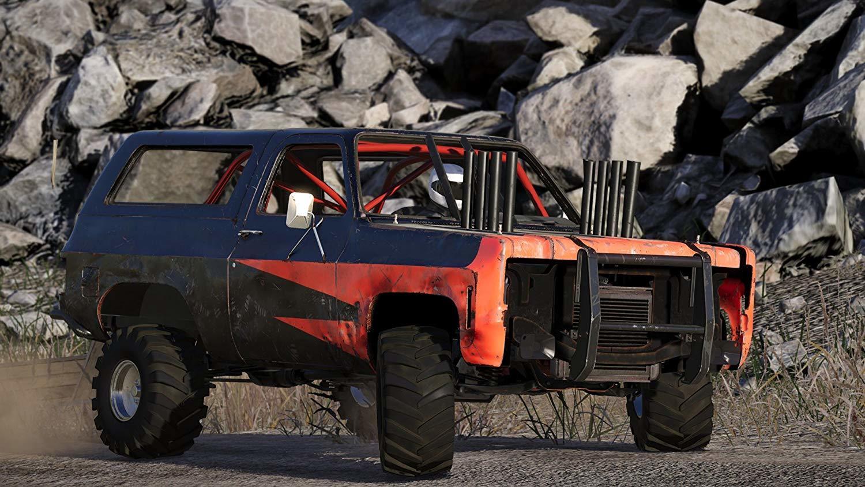 Wreckfest for PS4 image