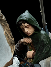 The Lord of the Rings: Arwen & Frodo On Asfaloth - 1/6 Scale Replica Figure image