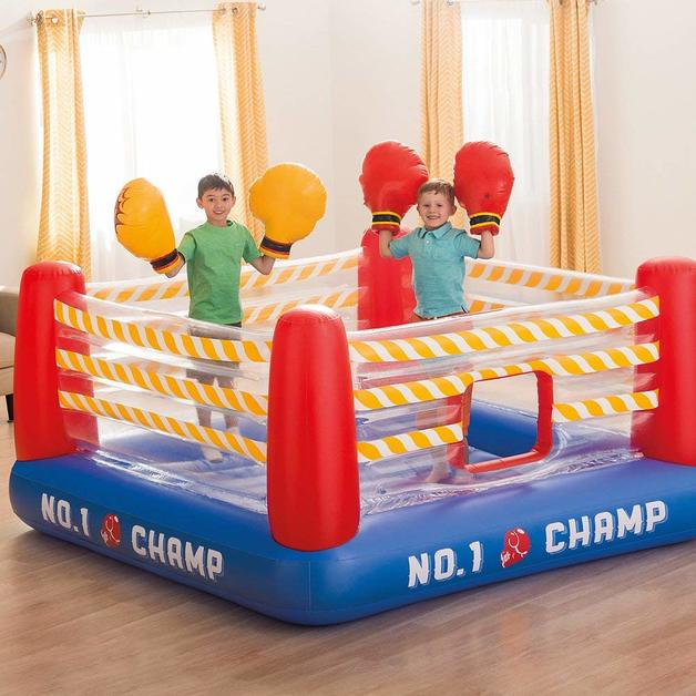 Intex: Jump-O-Lene - Boxing Ring Bouncer