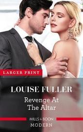 Revenge At The Altar by Louise Fuller image