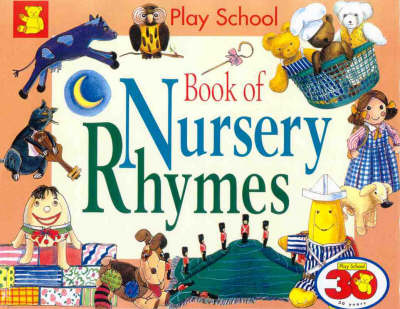 Play School Book of Nursery Rhymes image