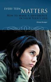 Every Teen Matters by Delain Kemper image