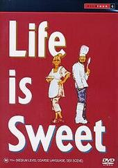 Life Is Sweet on DVD