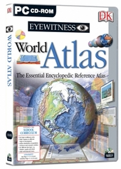 Eyewitness World Atlas for PC Games