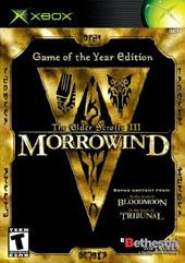 The Elder Scrolls III: Morrowind Game of the Year Edition for Xbox