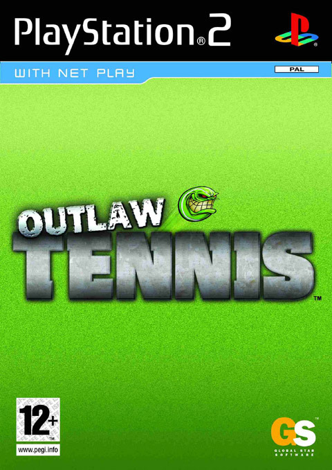 Outlaw Tennis for PlayStation 2