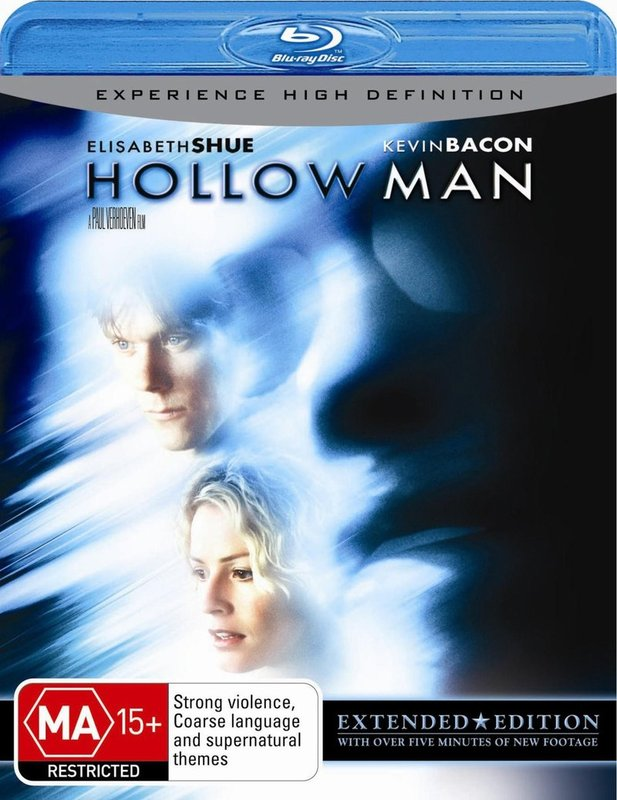Hollow Man on Blu-ray