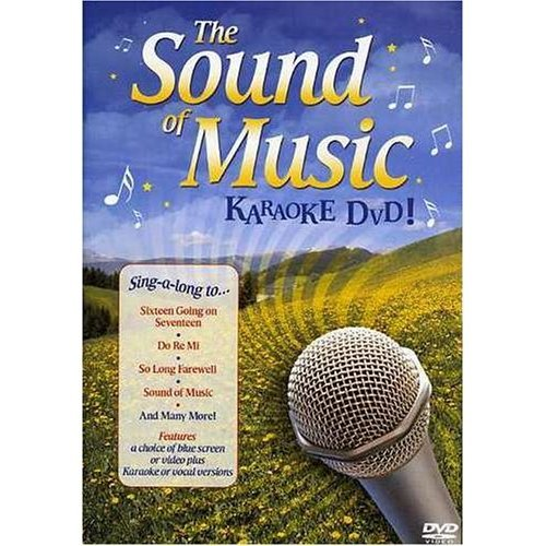 The Sound Of Music  - Karaoke on DVD