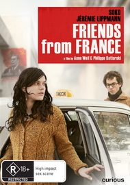 Friends from France on DVD