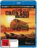 The Texas Chainsaw Massacre: 40th Anniversary Edition on Blu-ray
