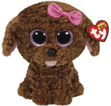 TY Beanie Boos - Maddie Dog (Medium)
