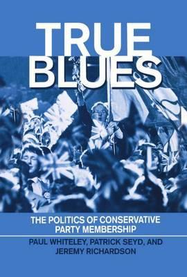 True Blues by Paul Whiteley