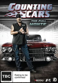 Counting Cars: The Full Monte on DVD