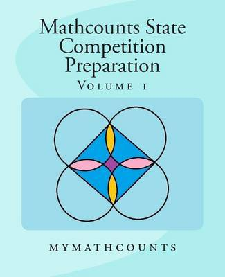 Mathcounts State Competition Preparation Volume 1 by Yongcheng Chen image