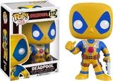 Deadpool - Thumbs Up (Yellow) Pop! Vinyl Figure