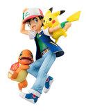 Pokemon: G.E.M. Ash, Pikachu & Charmander