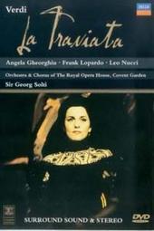 Gheorghiu - Verdi: La Traviata on DVD