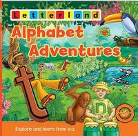 Alphabet Adventures by Lyn Wendon image
