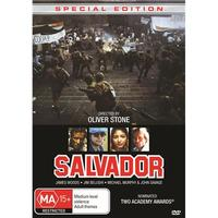 Salvador - Special Edition on DVD