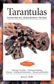 Tarantulas (Advanced Vivarium Systems) by Jerry G Walls image