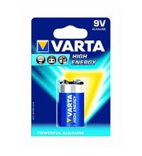 Varta 9V Alkaline Battery Blue