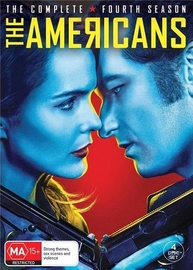 The Americans - The Complete Fourth Season on DVD