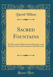 Sacred Fountains by David Wilson image