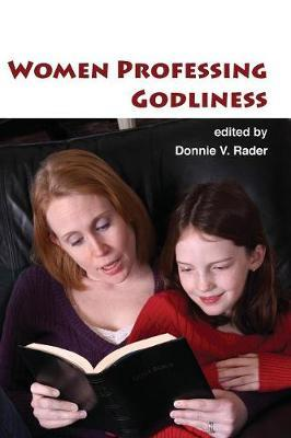 Women Professing Godliness image