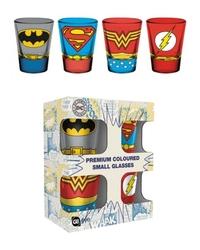 DC Comics - Costumes Premium Glassware Set